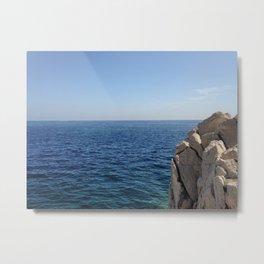 Sea Serenity Metal Print