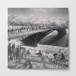 French Revolution? Metal Print