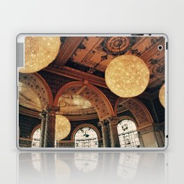 Great Balls of Fire Laptop & iPad Skin