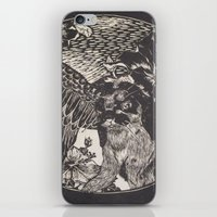 mythology iPhone & iPod Skins featuring mythology by Liss527