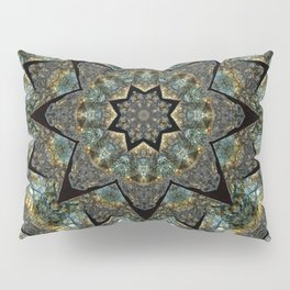 Labradorite Starlight Pillow Sham