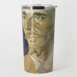 Eugene Boch by Vincent van Gogh Travel Mug