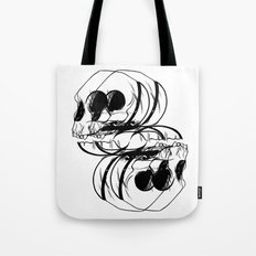 Anxiety Spiral! Tote Bag