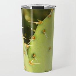 "Englemann's Prickly Pear Cactus ""Mitten"" Travel Mug"