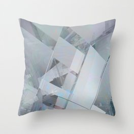 Orthographic ~ s2p1 Throw Pillow