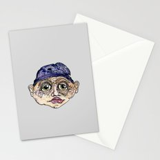 old man 3 Stationery Cards