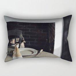 Ghost Town Brunch Rectangular Pillow