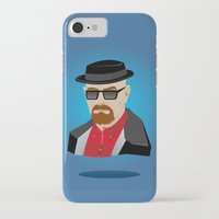 heisenberg iPhone & iPod Cases featuring Heisenberg by Kody Christian