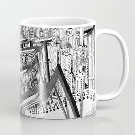 A VECES CUALQUIER COSA ES CUALQUIER COSA Coffee Mug