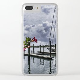 The Harbour Clear iPhone Case