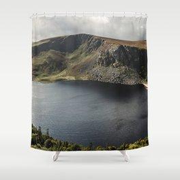 Lough Tay Shower Curtain