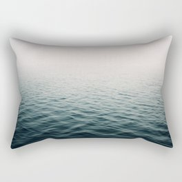 Lost In The Fog Rectangular Pillow
