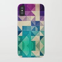 spires iPhone & iPod Cases featuring pyrply by Spires