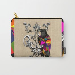 RAVEN COLOR  Carry-All Pouch