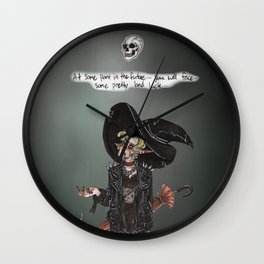 The Suffering Game Wall Clock