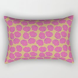 Let it bloom Rectangular Pillow