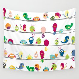 Singing Monsters Wall Tapestry