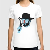 clint eastwood T-shirts featuring Clint Eastwood by Eduardo Guima