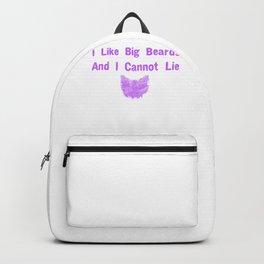 I like Big beards and I cannot lie3 Backpack