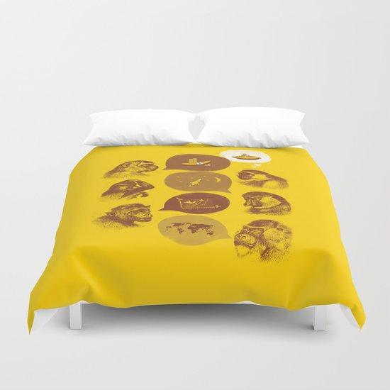 Bananaz Duvet Cover