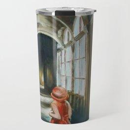 Art.For the people by Ildiko Csegoldi Travel Mug