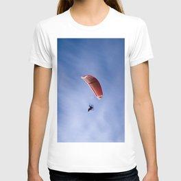 Motorized Paragliding T-shirt