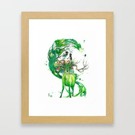 Lovely Spring Framed Art Print