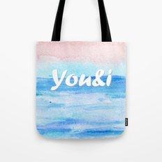 You&i Tote Bag