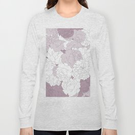 Tender Roses Long Sleeve T-shirt