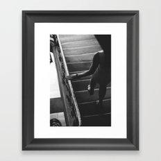 In Passing... Framed Art Print