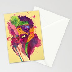 Dr. FraCryStein Stationery Cards