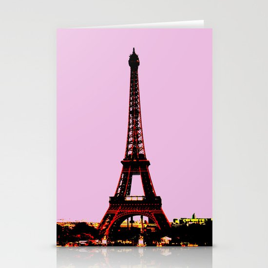 paris. Stationery Cards