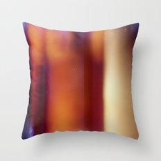 burn two Throw Pillow