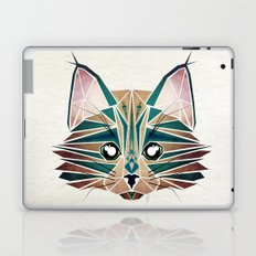 blue cat  Laptop & iPad Skin