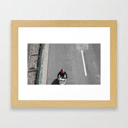 Vespa Framed Art Print