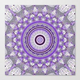 Mandala Perfection Canvas Print