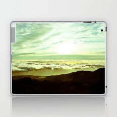 Between the Clouds Laptop & iPad Skin