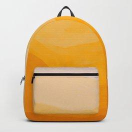 Tangerine Landscape Backpack