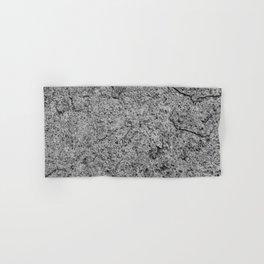 Cracking Gray Hand & Bath Towel