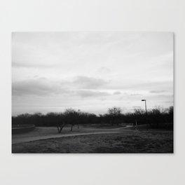 Cravens Park Canvas Print