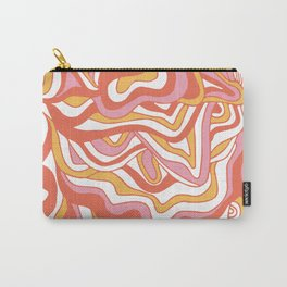 orbs: 1960's psychedelic festival Carry-All Pouch