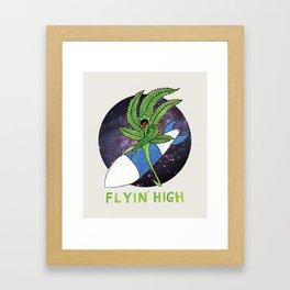 Flyin' High Framed Art Print