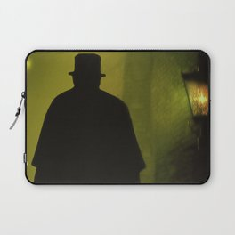 With Malice Aforethought Laptop Sleeve