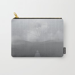 Lost Astronaut Series #04 - Icosa/Bucky Carry-All Pouch