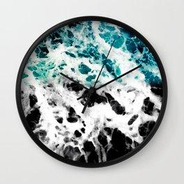 Half-A-Wake Wall Clock