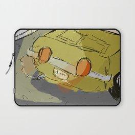 Poorly Drawn Car Laptop Sleeve
