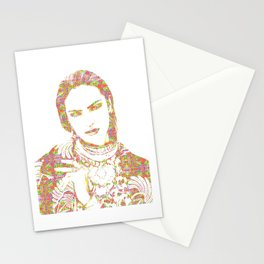 Candice Swanepoel: Pierced Stationery Cards