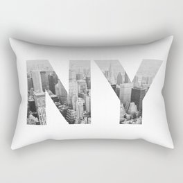 NY Rectangular Pillow
