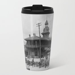 Pensacola, Florida 1900 Travel Mug