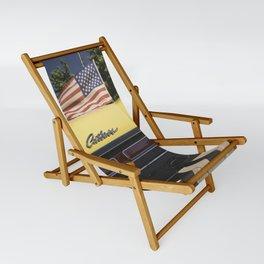'Cutlass' classic american auto oldsmobil e Sling Chair